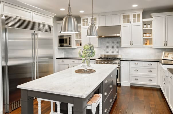 5 Simple Kitchen Design Ideas with WOW Factor | Melton Design Bui