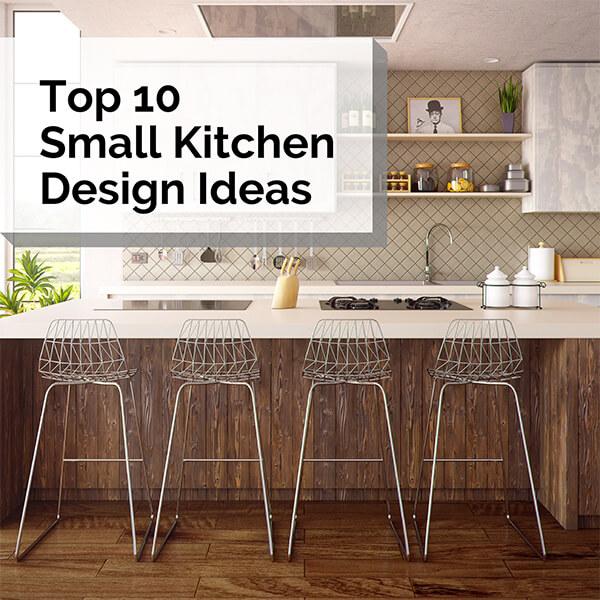 Top 10 Small Kitchen Design Ideas | The Interior Design Advoca