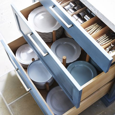 16 Best Kitchen Cabinet Drawers - Clever Ways to Organize Kitchen .