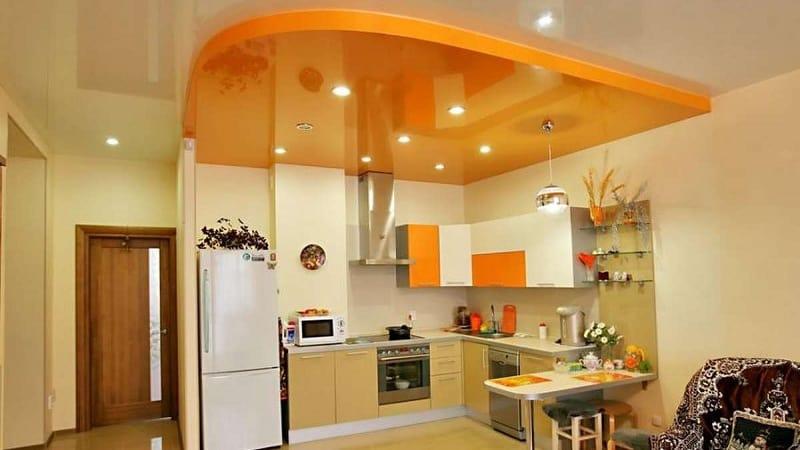 10 Best Kitchen False Ceiling Designs - You'd Love To T