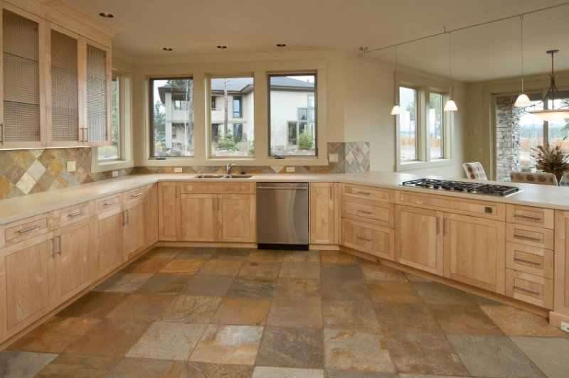 Kitchen Floor Tile Ideas | Netwo