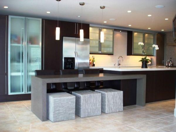 15 Modern kitchen island designs we love (With images) | Modern .