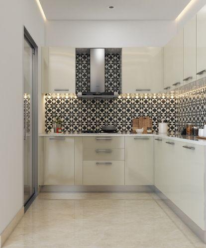 Think Beyond Kitchen Tiles (With images) | Kitchen decor, False .