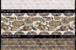 China 3D Inkjet Modern Design Kitchen Wall Tile - China Glazed .