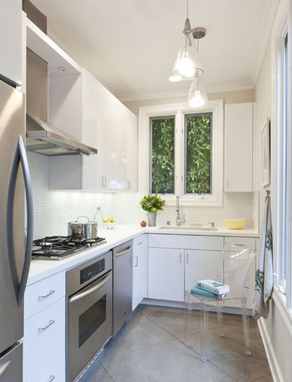 Smart Ways To Organize A Small Kitchen – 10 Clever Tips | Small l .
