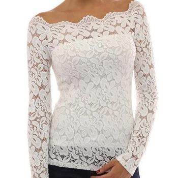 Zm33956a Simple Women Casual Blouse Designs Ladies Office Wear .