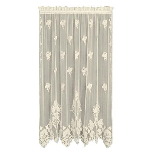 Antique Lace Curtains: Amazon.c