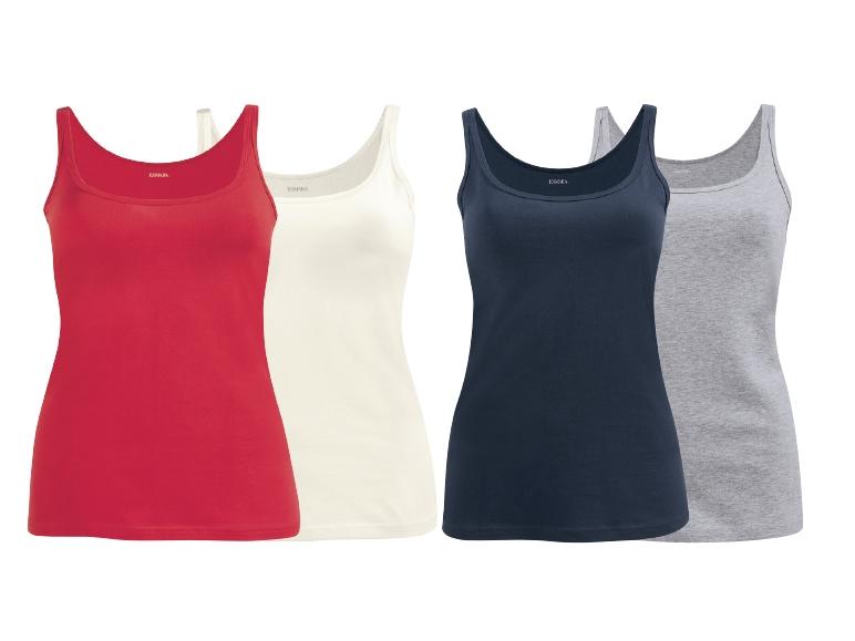ESMARA Ladies' Vests - Lidl — Great Britain - Specials archi