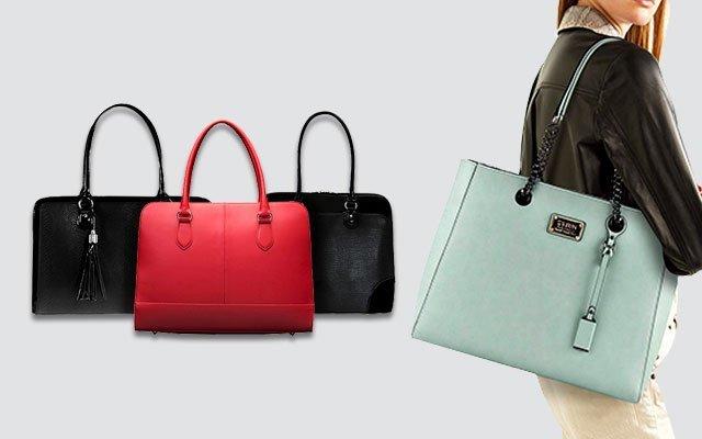 Best Designer Laptop Bags for Ladies in 2019 - Best Wallet Revi