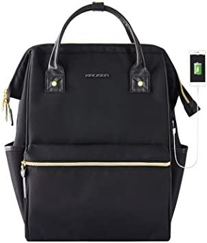 Amazon.com: KROSER Laptop Backpack 15.6 Inch Stylish School .
