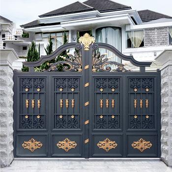 Latest Main Gate Designs,Sliding Iron Main Gate Design For Homes .