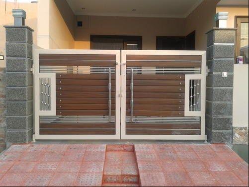 indian gate design for home | Front gate design, House gate design .