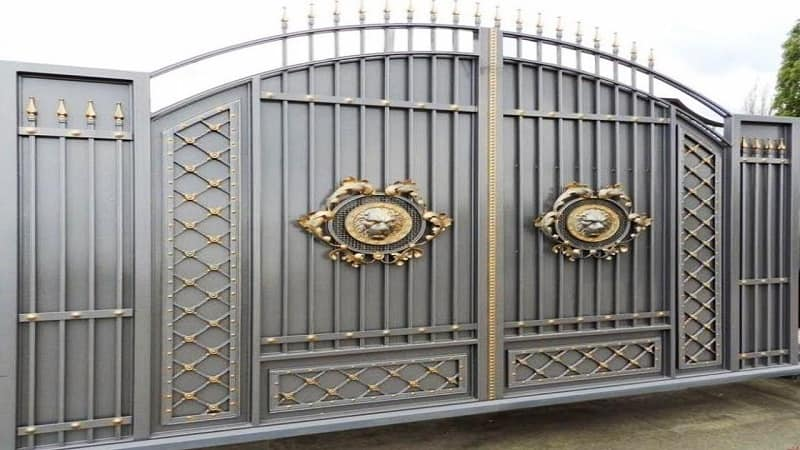25 Latest Gate Designs For Home With Pictures In 20