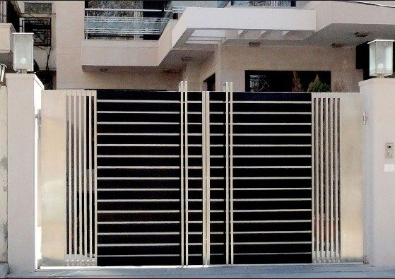 main gate of house design | House main gates design, House gate .