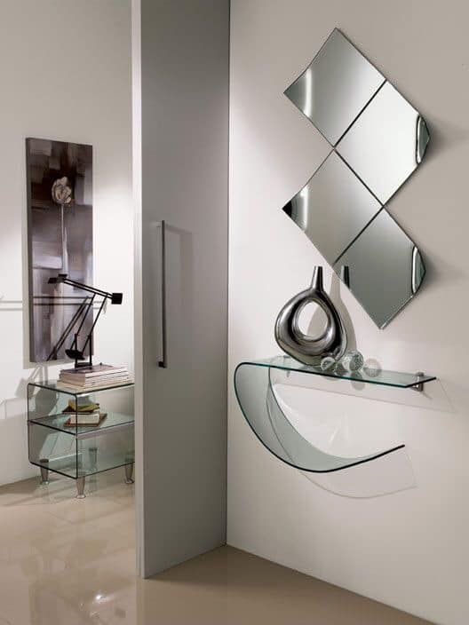 Choose Decorative Mirror Design Ideas For Room Walls! (With images .