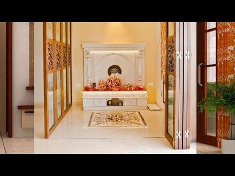 Latest Pooja Room Designs & IDEAS - YouTu