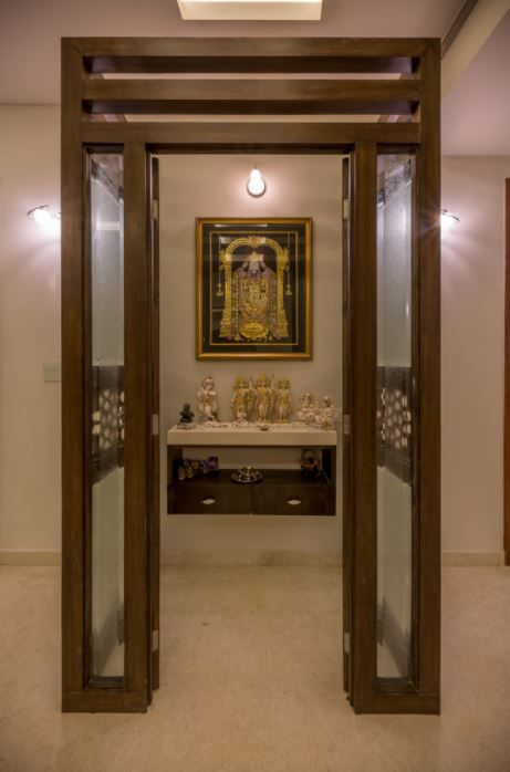 Latest Pooja Room Designs for Indian Homes - Home Makeover | Room .