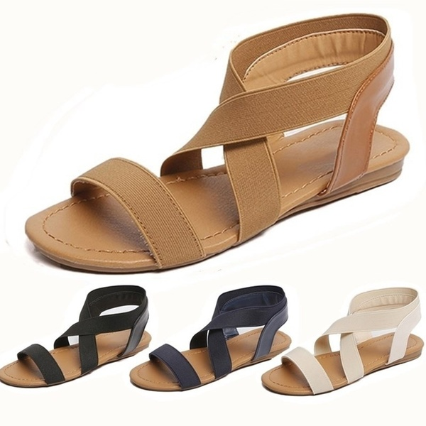 Summer Ladies Sandals Sexy Women Flat Latest for Open Toe Sandals .