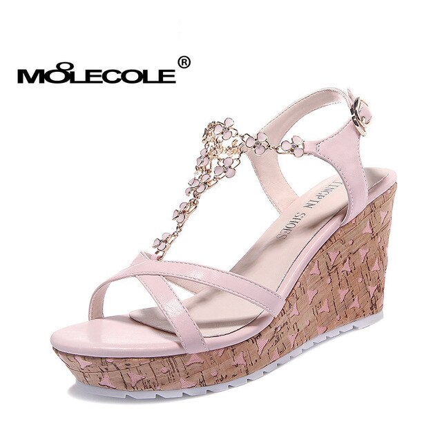 MOOLECOLE Girlfriend Gift Ladies Pumps Women Latest Sandals Woman .