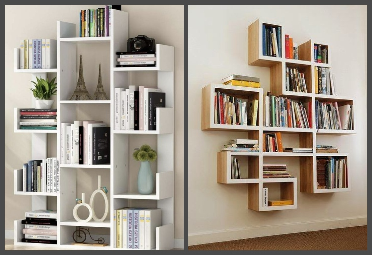 12 Beautiful Showcase Designs To Decor Your Home like a P