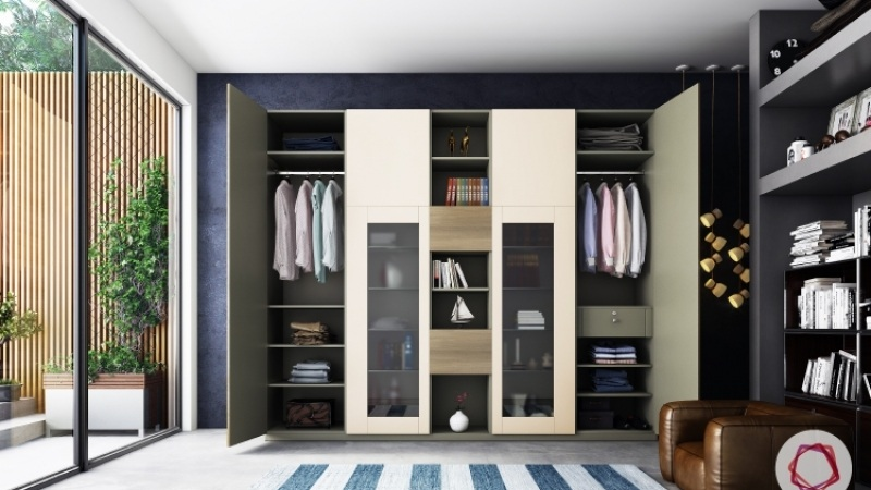 25 Latest Wardrobe Designs With Pictures In 2020 | Styles At Li