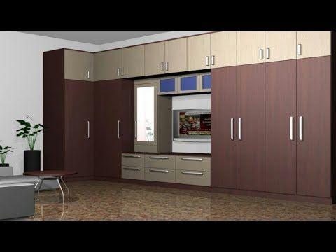 Latest Fixed Wardrobe Designs Ideas || Classic Bedroom Cupboards .