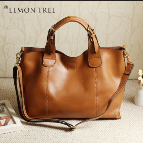 100% genuine leather bags women leather handbags messenger bag .