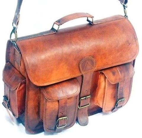 Best Leather Messenger Bag USA S Canada Worldwide stylo009 - Stylo .