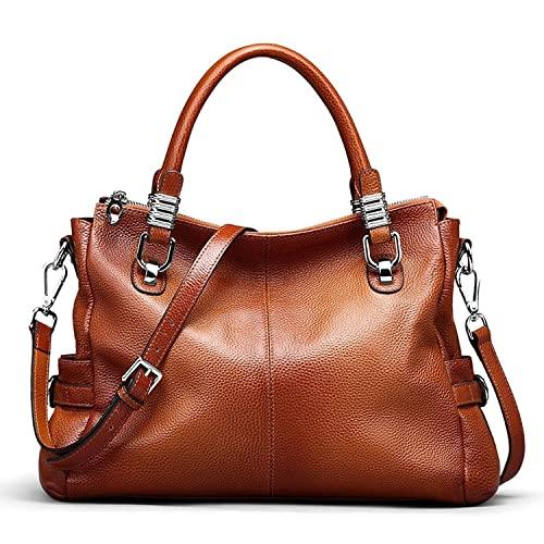 Leather Handbags: Amazon.c
