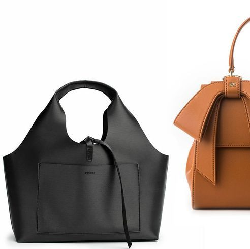 Vegan Leather Bags - Faux Leather Purs
