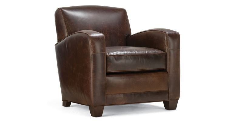 Ever wonder where Starbucks gets their comfy leather chairs from .