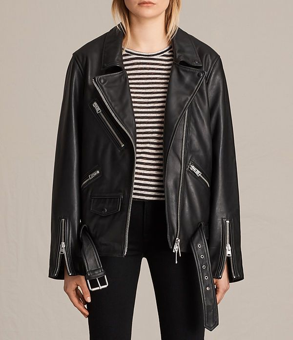 Some great types of leather jacket (With images) | Leather jacket .