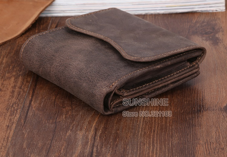 Mens Handmade Leather Wallets | Confederated Tribes of the .
