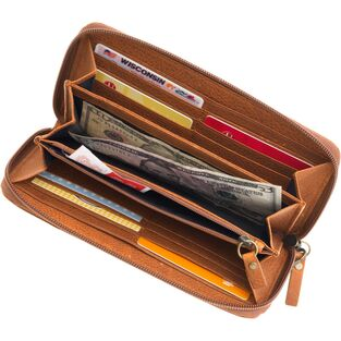 Women's Lifetime Leather Wallet | Duluth Trading Compa
