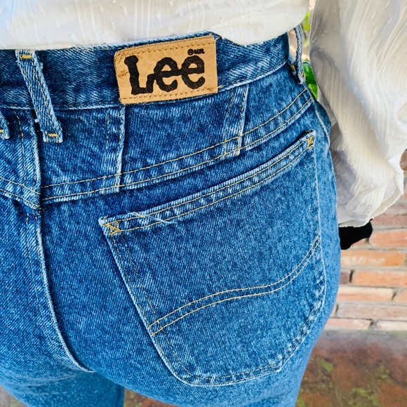 Lee Jeans | Vintage High Waisted 80s90s Firm Price | Poshma