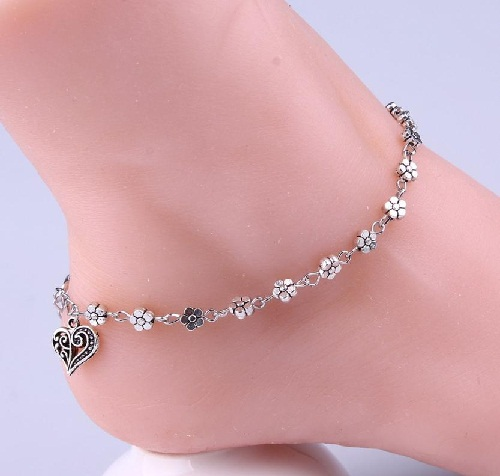 25 Latest Anklet Designs For Girls in 2020 | Styles At Li