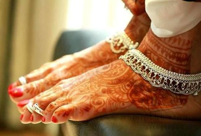 10 Accessories Every Chennai Girl Will Relate To | Bridal anklet .