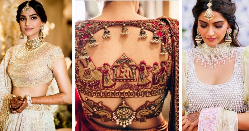 30 Latest lehenga blouse designs for the modern bride! | Bridal .