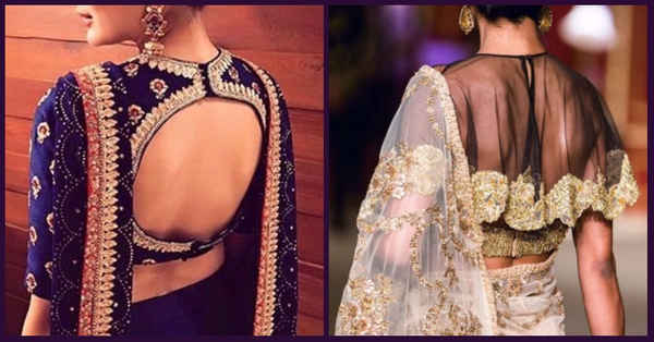 Lehenga Blouse Designs - 130 Elegant Wedding Blouse, Saree Blouse .