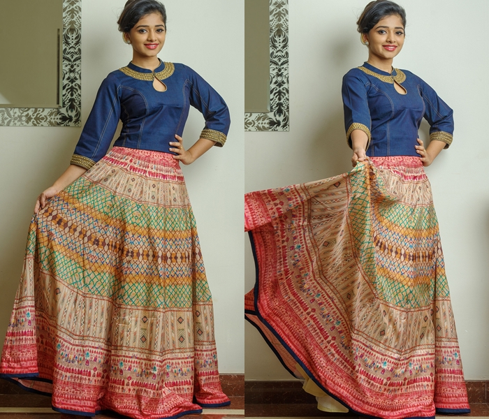 OMG! The Most Gorgeous Lehenga Blouse Designs for Bridal Events .