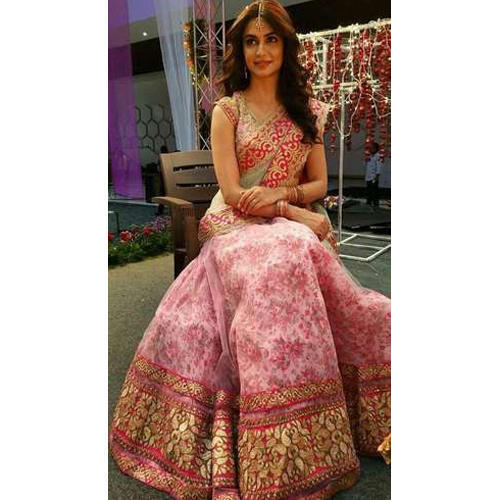 Ladies Wedding Lehenga Saree at Rs 1500/piece | Bridal Lehenga .