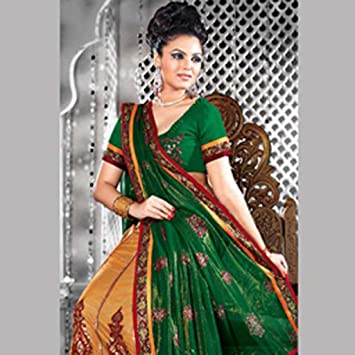 Amazon.com: Lehenga Sarees Designs For Indian Girls Vol 2 .