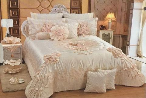 Designer Bridal Bed Sheets - Wedding Bedsheets | Designer bed .