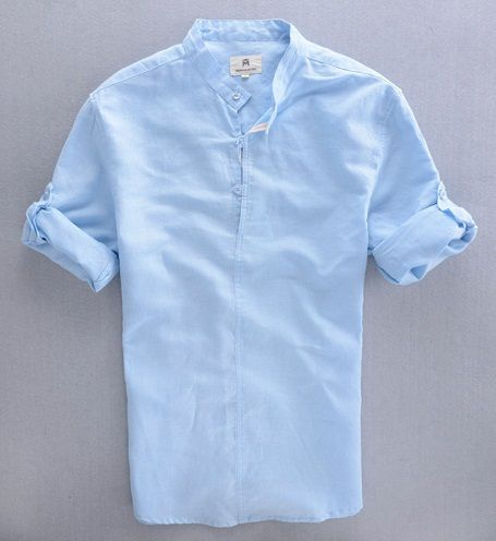 20 New and Comfortable Linen Shirts For Men with Style Tips | Mens .