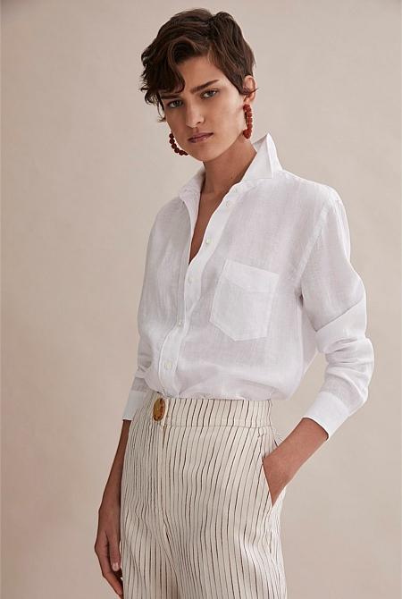 Linen Shirt | The Linen Ed