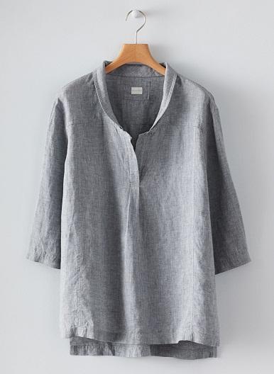 9 Stylish & Comfortable Linen Tunics for Men and Wom