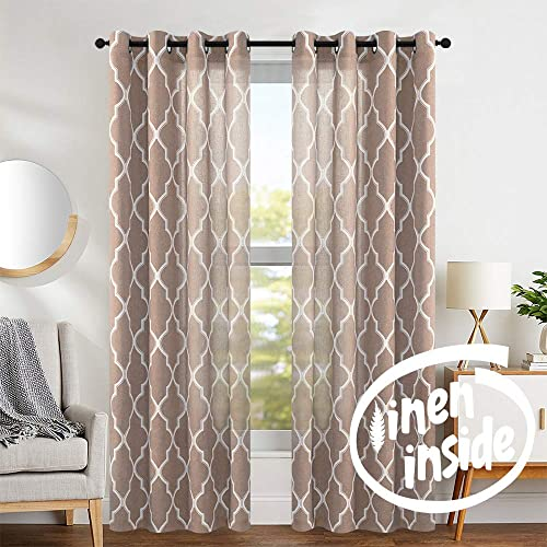 Living Room Curtains for Windows: Amazon.c