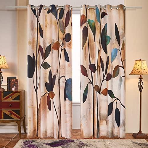 Living Room Curtain Set: Amazon.c