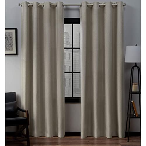 Neutral Curtains for Living Room: Amazon.c