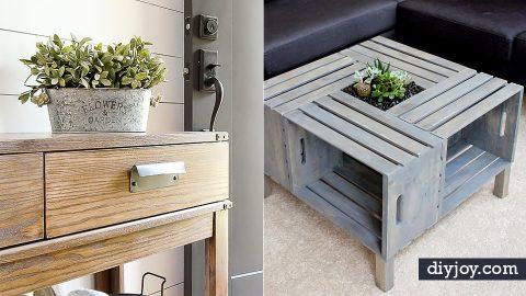36 DIY Living Room Decor Ideas On A Budg
